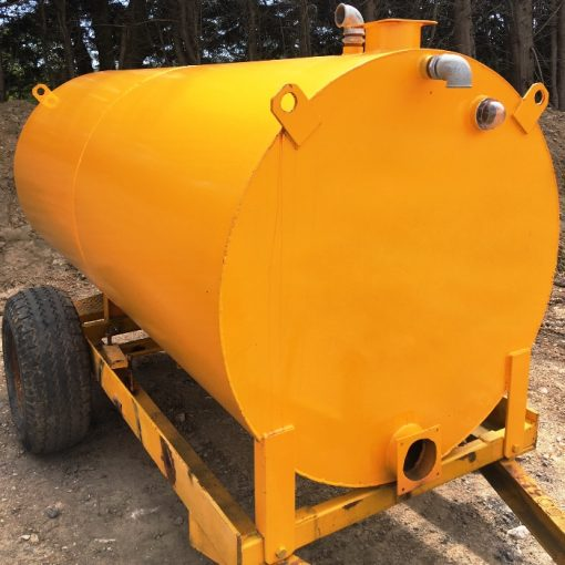 1000 Gallon Water Bowser For Hire