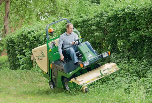 Amazone Profihopper Ride On Mower For Hire