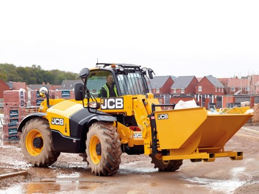 JCB 531-70 Telehandler for hire