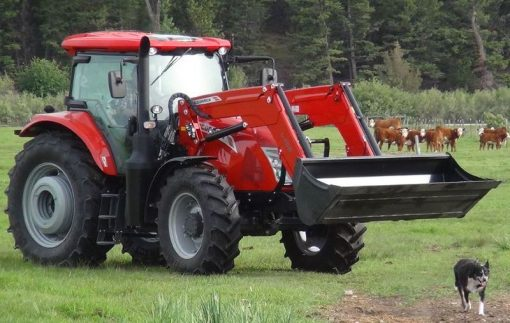 McCormick X50.50 Tractor with loader For Hire