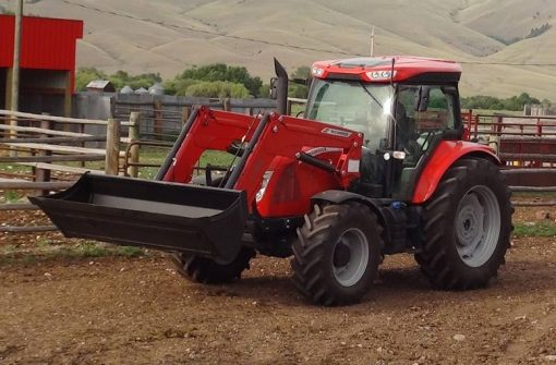 McCormick X6.420 Tractor For Hire