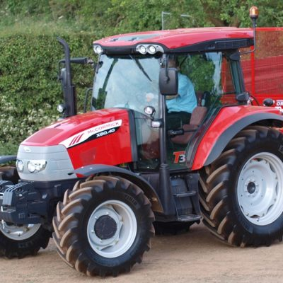 McCormick X60.40 Tractor For Hire