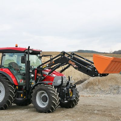 McCormick X60.40 Tractor With Loader For Hire