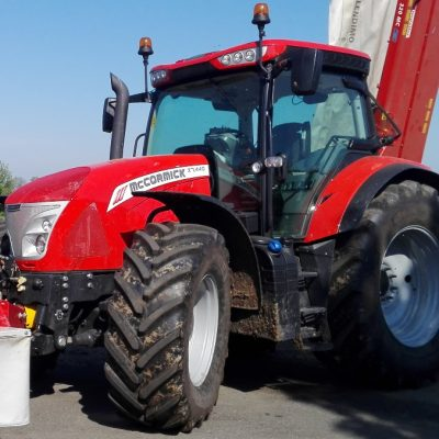 McCormick X7.440 Tractor For Hire