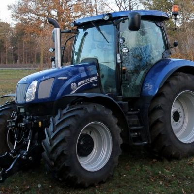New Holland T6.160 Tractor For Hire