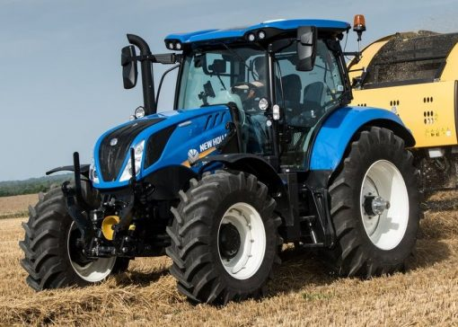 New Holland T6.165 Tractor For Hire