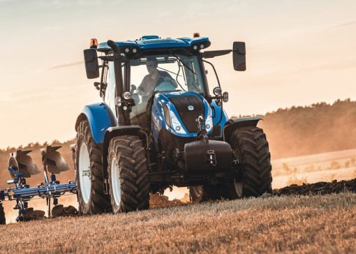 New Holland T6.175 Tractor For Hire
