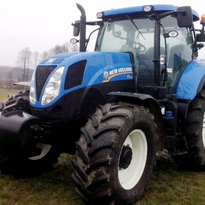 New Holland T7.170 Tractor For Hire