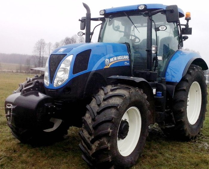 New Holland T2 170 Tractor For Hire | HOG HIRE | Nationwide hire