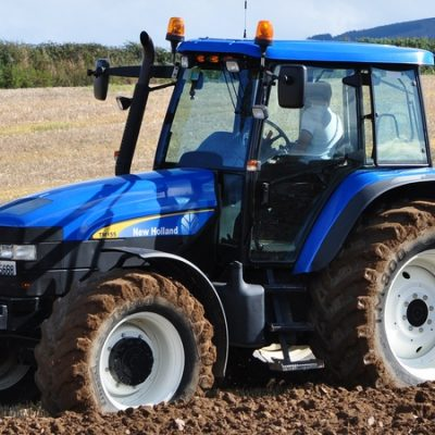 New Holland TM155 Tractor For Hire