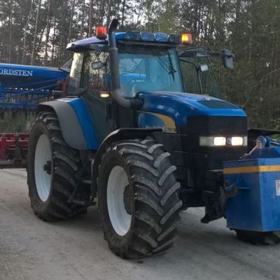 New Holland TM175 Tractor For Hire