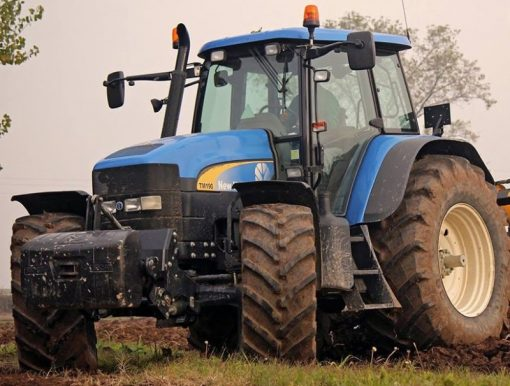New Holland TM190 Tractor For Hire