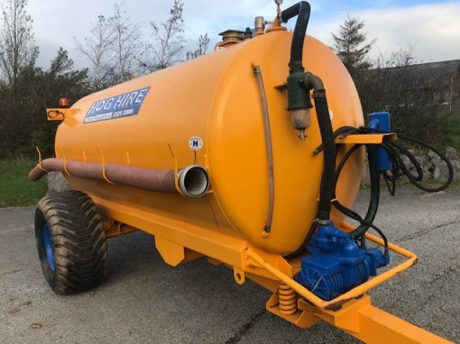 PrimeX 1500 Gallon Water Tanker For Hire