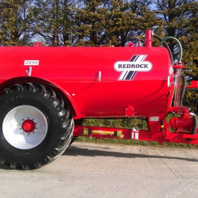 Redrock 2000 Gallon Water Tanker For Hire