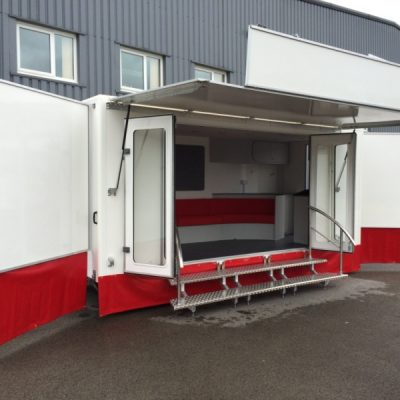 Show and Exhibition Unit For Hire