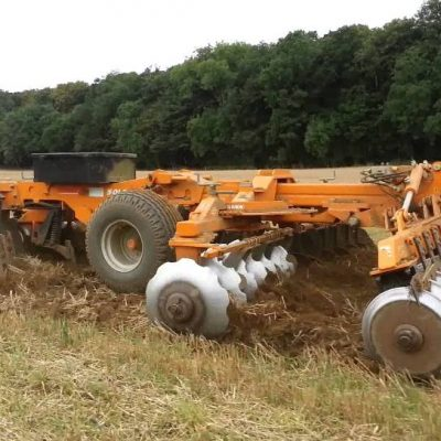 Simba 3 Metre Disc Harrows For Hire