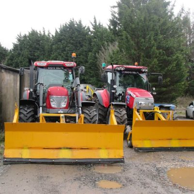 Slewtic Snowplough For Hire