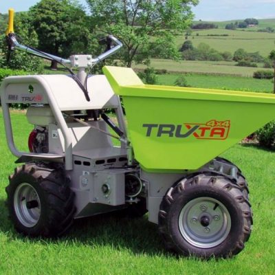 Truxta Bendie Powered Mini Dumper For Hire