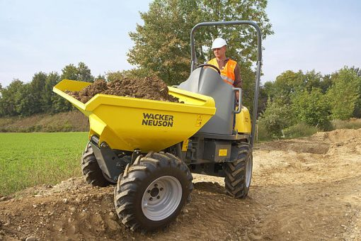 Wacker Neuson 1001 Dumper For Hire