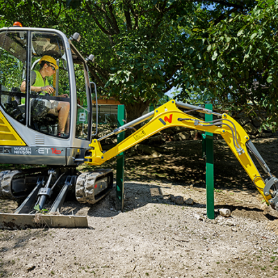 Wacker Neuson ET16 Mini Digger For Hire