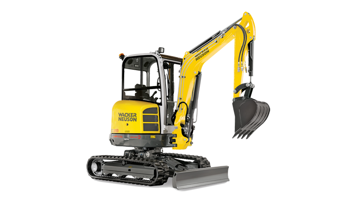 Wacker Neuson EZ28 with VDS