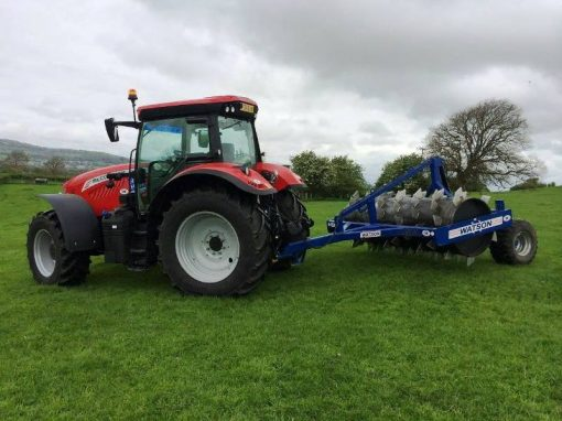 Walter Watson 3 Metre Aerator For Hire