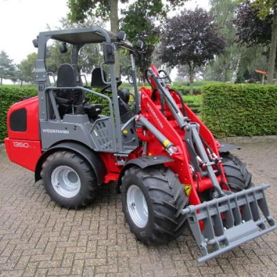 Weidemann 1350 CX Wheel Loader For Hire
