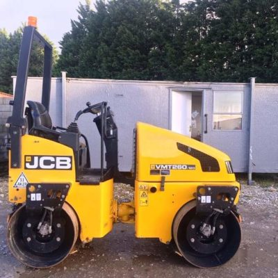 JCB VMT 260-120 Road Roller For Hire