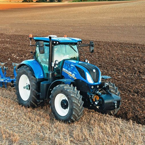 New Holland T7.210 Tractor For Hire UK