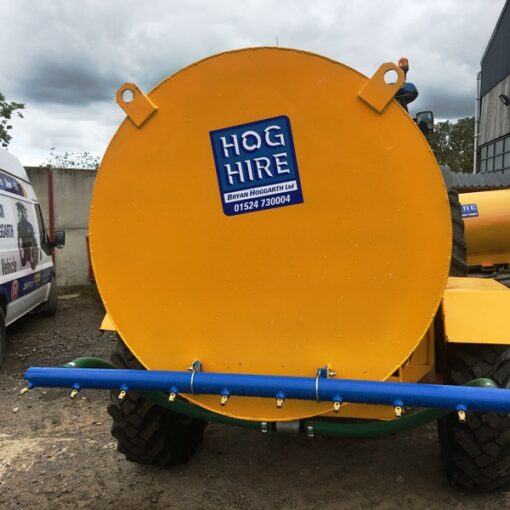 Site Towable Water Bowser Hire